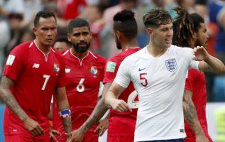 Panamá perdió ayer 6-1 frente a Inglaterra, la mayor goleada hasta lo que va de la cita mundialista de Rusia 2018. EFE