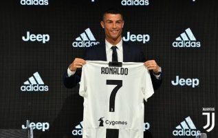 Ronaldo habló en un evento organizado en la sala Gianni y Umberto Agnelli del Allianz Stadium, la más  lujosa del coliseo turinés. Juventus
