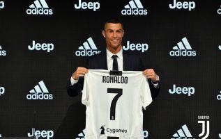 Cristiano quiere conquistar Italia.
