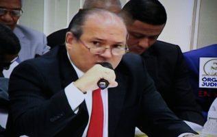 El magistrado fiscal Harry Díaz tendrá que arreglar las impresiones de la acusación.