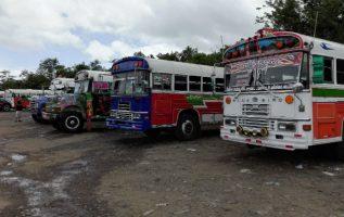Sujetos armados atracaron la noche del miércoles a los pasajeros de un autobús de la ruta La Chorrera – Panamá.
