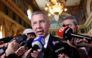 Alfredo Martiz, renuncia al cargo. / Foto: Archivo
