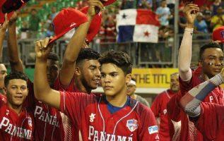 Panamá, con un equipo que ilusiona,  tratará de ganar en casa el campeonato mundial de béisbol sub-15. Cortesía