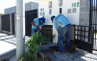 En el distrito de Bugaba la morosidad asciende a más de $100,000. Foto/Mayra Madrid