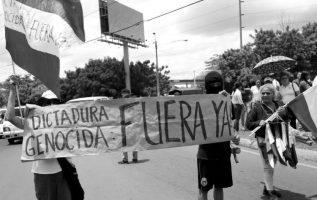 Nicaragüenses denuncia persecución y el diálogo sigue estancado.