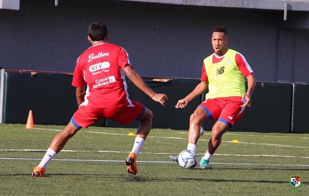 Francisco Palacios en los entrenamientos de la Roja en el estadio Maracaná. Foto:Fepafut