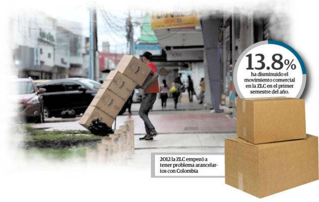 Actualmente, en la Zona Libre de Colón laboran aproximadamente unas 18 mil personas y hay unas 1,500 empresas establecidas.
